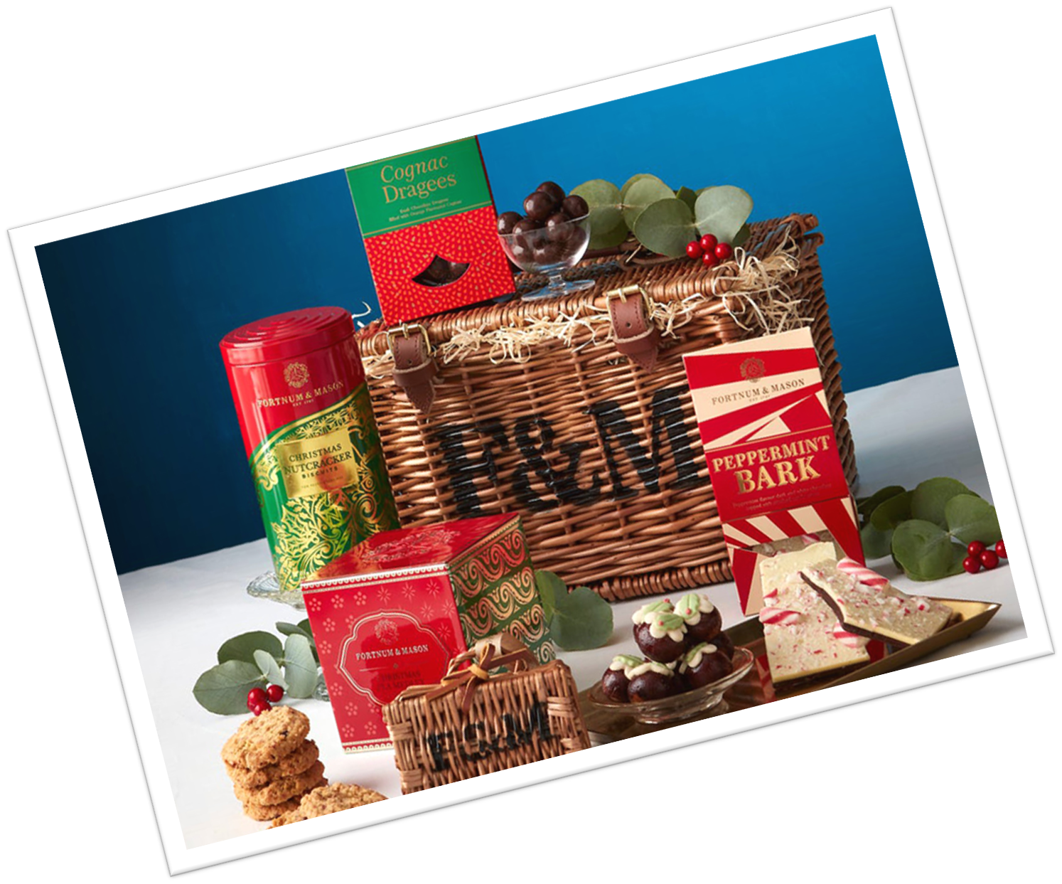Christmas Hamper Competition – Results!